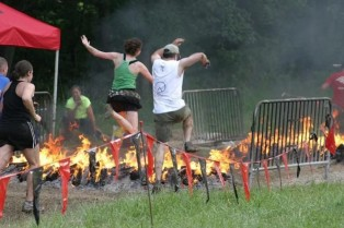 Barbbytes Warrior Dash