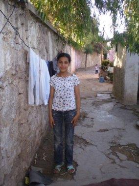 Husna, in The Camera neighborhood
