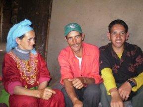 R'kia, Hussain, and Mustafa