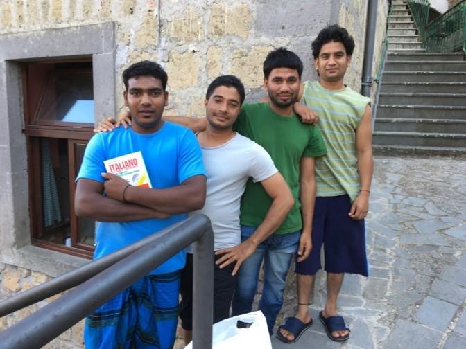 Refugees in Civitella