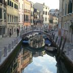 Morocco to Italy: Magical, Merry Christmas Meet-up in Venice